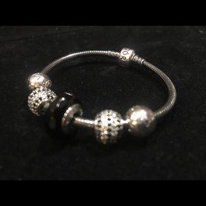 Jewelry - Pandora Oxidized Bracelet